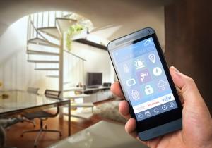 Téléphone intelligent pour domotique: contrôle du chauffage